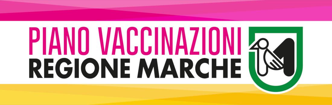 piano vaccinazioni marche